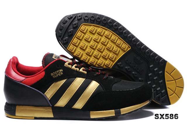 阿迪达斯 ADIDAS阿迪达斯男子复古跑鞋三叶草跑步鞋 G06545