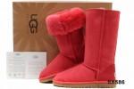5815高筒靴红色