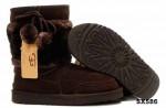 5899 中筒靴巧克力色
