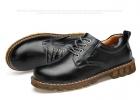 悍马军刀大头鞋秋季新款牛皮工装鞋子男士系带户外休闲鞋男单鞋831,尺码35-45