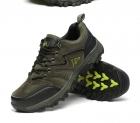 促销秋季新款户外运动鞋舒适防滑系带登山鞋时尚旅游野外徒步男鞋D709,尺码39-45(三色)
